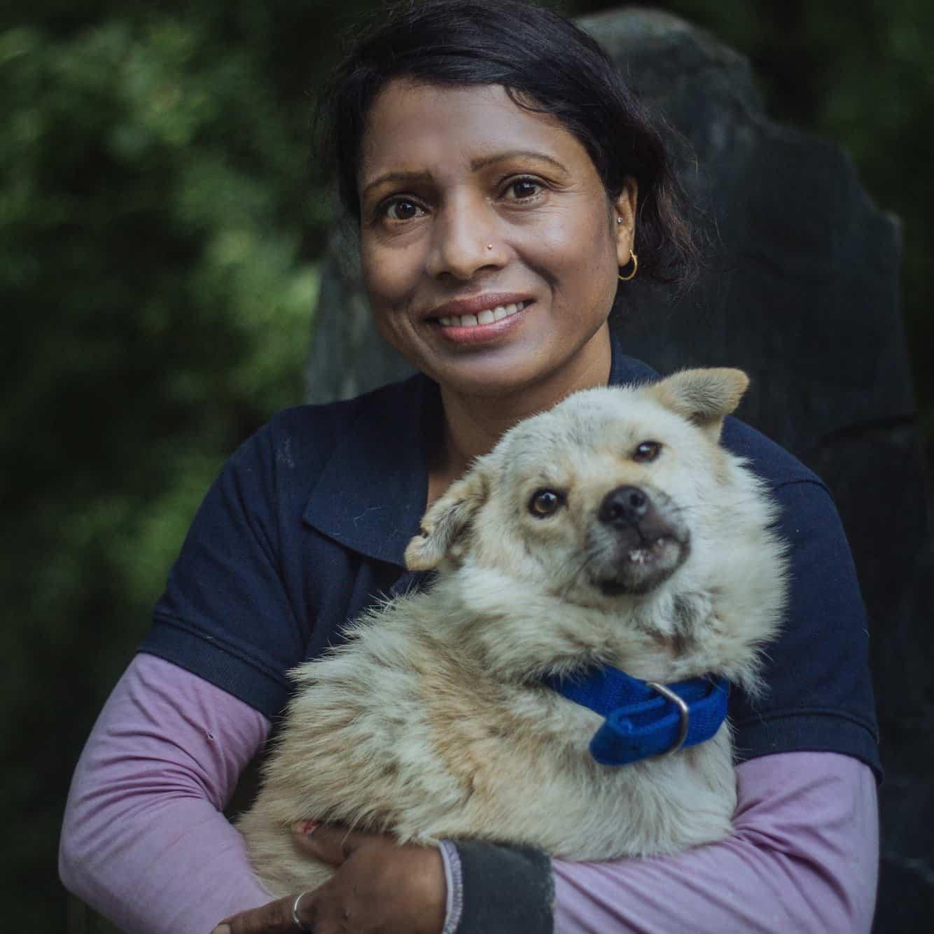 Meet Veena