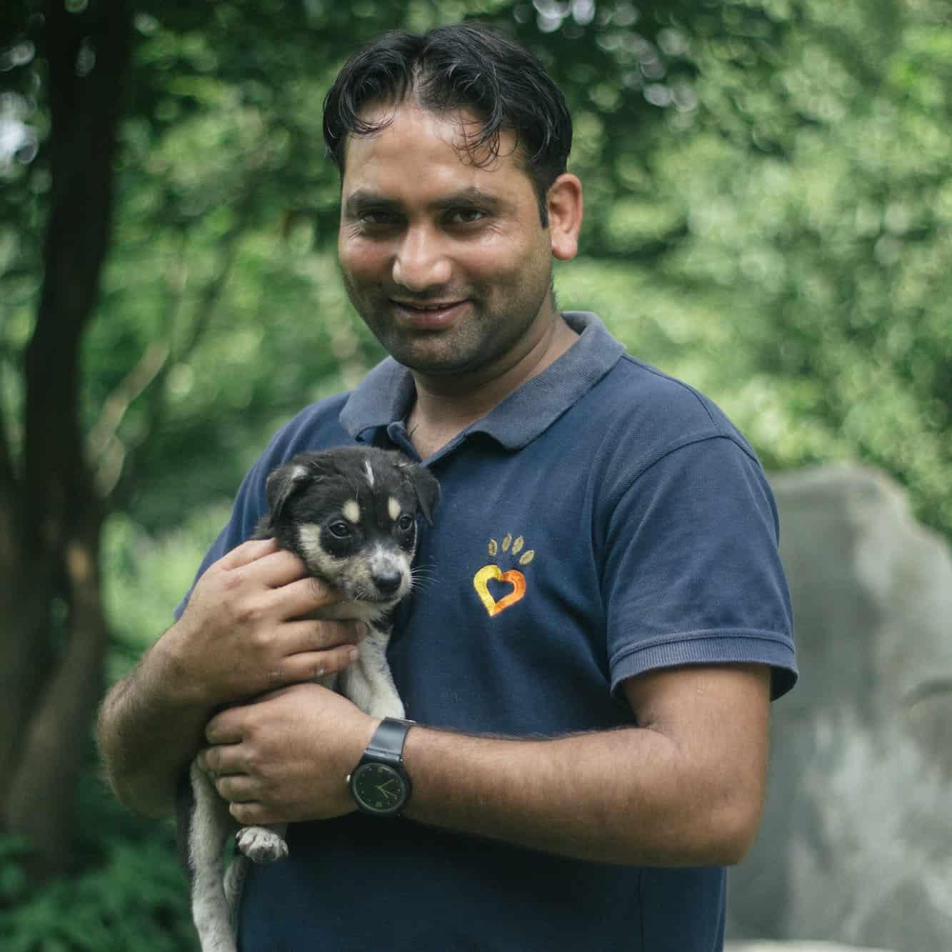 Meet Sanjay