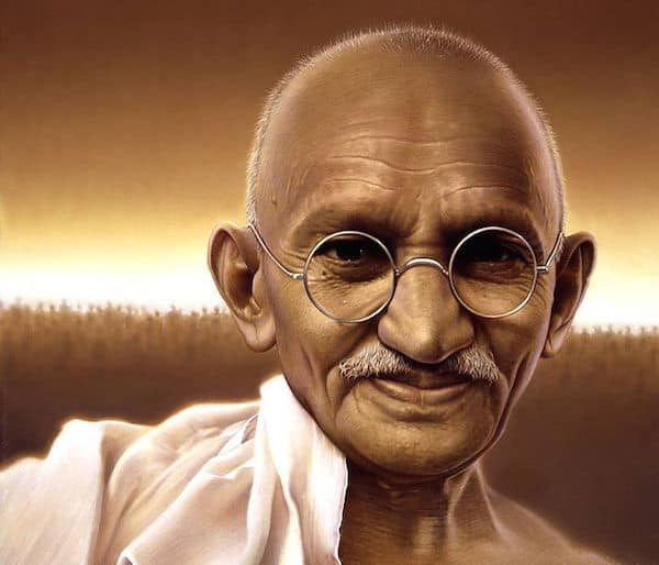 Ahimsa: Gandhi's belief on what it means in regard to Stray Dogs