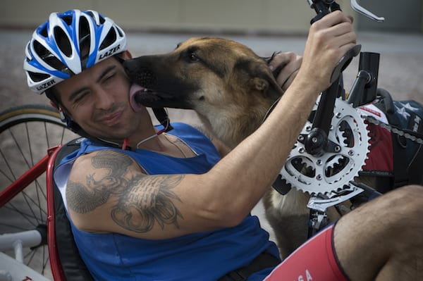 Dogs are people too, but are they also bicycles?