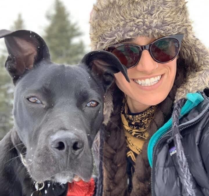 On Animal Assisted Therapy and Her Rescue Dog: An Interview With Diana Weyn Gonzalez